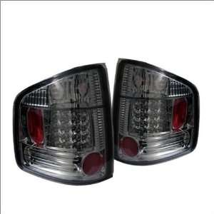 Spyder LED Euro / Altezza Tail Lights 94 01 Chevrolet S10