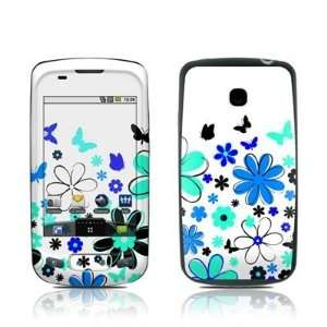Josies Garden Design Protective Skin Decal Sticker for LG