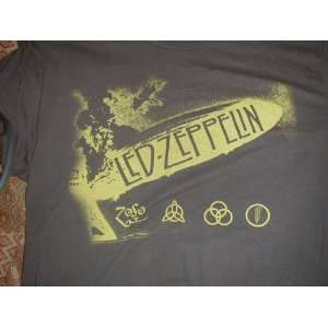 Led Zeppelin Large T Shirt