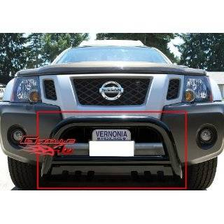 Nissan Frontier Accessories   Black Bull Bar/Push Bar