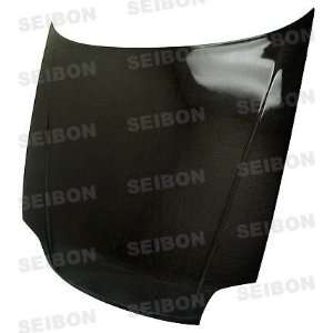 SEIBON CARBON FIBER HOOD OEM HD9701HDPR OE Automotive