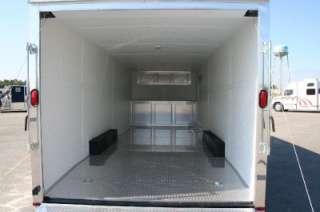 5x24 Enclosed Cargo Show Car Auto Hauler Race Trailer Race Ready I
