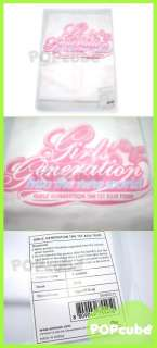 SNSD Girls Generation The 1st Asia Tour Taiwan T Shirt