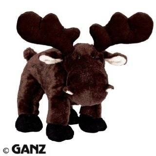 Webkinz Plush Stuffed Animal Moose