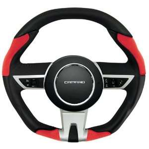 Grant 61213 10 11 Camaro Grant 6 Speed Steering Wheel Black/Red