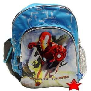 Iron Man Ironman Backpack Full Size Toys & Games