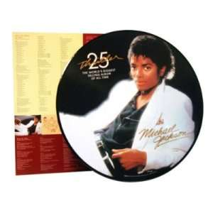 MICHAEL JACKSON**THRILLER (PICTURE DISC)**VINYL 886973533918