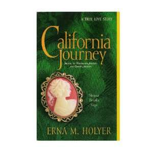 California Journey A True Love Story (Vienna Brooks Saga