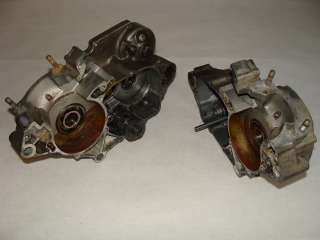 1989 Kawasaki KX125 Engine Motor Cases   Image 07