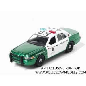 San Diego, CA Police K9 Ford Crown Vic   GREEN MACHINE Toys & Games