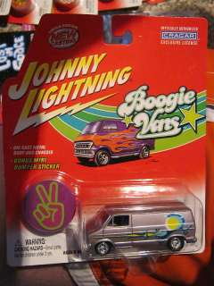 1975 DODGE VAN BOOGIE VANS JOHNNY LIGHTNING 1/64 VV