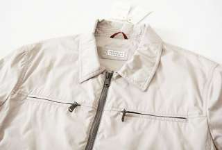 1,875 Italy BRUNELLO CUCINELLI Roadster Trialmaster Blouson Jacket