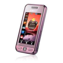 Samsung S5230 WiFi Unlocked Pink Cell Phone
