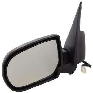 QP F4056 a Ford Black Power Driver Side Mirror Automotive