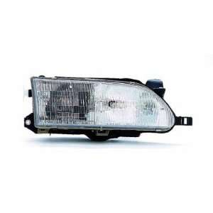 97 TOYOTA COROLLA HEADLIGHT ASSEMBLY, PASSENGER SIDE   DOT Certified
