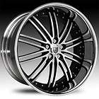 22 Lexani Wheels LSS 8 Rim Stagger BMW 745 Magnum Mercedes S550 items