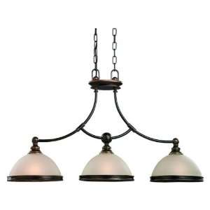 Sea Gull Warwick Island Light   34.5L in. Vintage Bronze