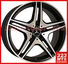 MB8 MBZ WHEELS RIMS MERCEDES BENZ C300 C350 E350 E550 C63 E63 WHEELS