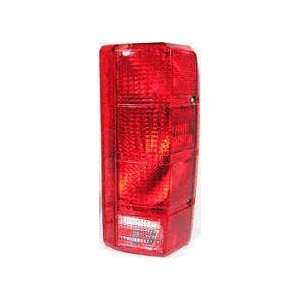80 86 FORD BRONCO TAIL LIGHT RH (PASSENGER SIDE) SUV (1980
