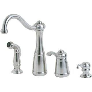 Price Pfister 0264NZZ Marielle Single Handle Kitchen Faucet with Side