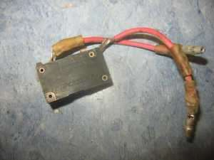 REGULATOR RECTIFIER YAMAHA XT250 1980