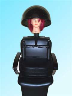 StylingBuddy Cosmetology Mannequin Manikin Head Clamp Holder Stand