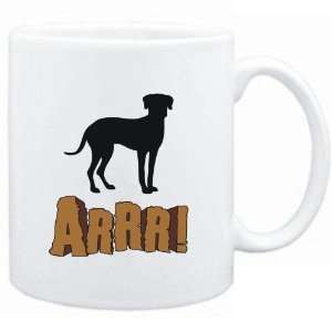 Mug White  Catahoula Leopard Dog  ARRRRR  Dogs