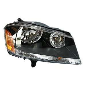 TYC 20 6893 90 Dodge Avenger Passenger Side Headlight