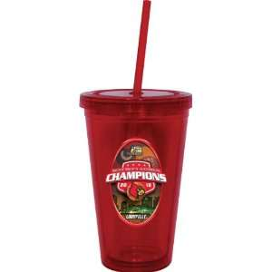 Louisville Cardinals 2012 NCAA Basketball National Champions 16 oz