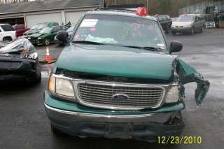 02 FORD EXPEDITION Passenger Side Quarter Glass FIXED PRIVACY