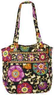 Vera Bradley Suzani Rare Holiday Tote Limited Bag New