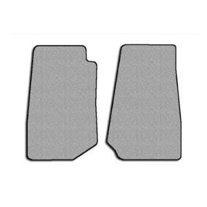 Jeep Wrangler Unlimited Simplex Carpeted Custom Fit Floor Mats   2 PC
