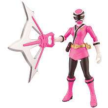 Power Rangers 4 inch Action Figure   Pink Ranger   Bandai   Toys R