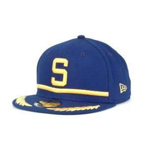 Seattle Pilots New Era 59Fifty MLB Cooperstown Hat Sports