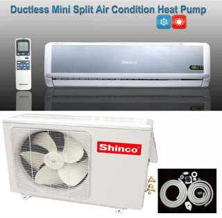 24000 BTU Ductless Mini Split Air Conditioner Inverter*
