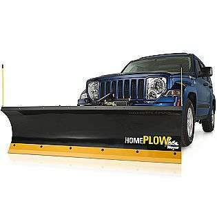 Home Plow w/ Remote Hydraulic Power Unit  Meyer Lawn & Garden Snow