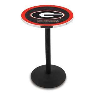 36 University of Georgia G Counter Height Pub Table