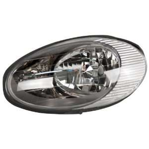 OE Replacement Ford Taurus Driver Side Headlight Assembly