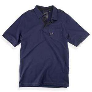 Fox Racing Uniform Polo   Large/Navy Automotive