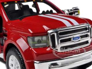 FORD MIGHTY F 350 SUPER DUTY TOW TRUCK 131 RED
