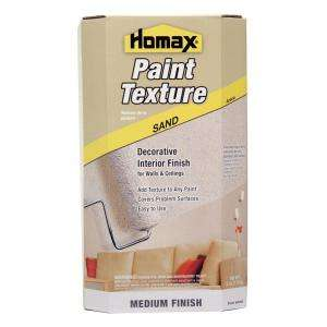Homax Sand Texture Paint Additive 8474