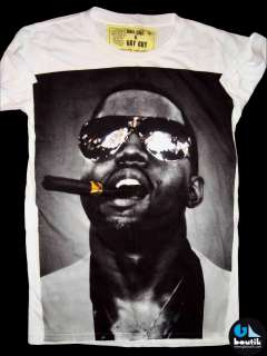 T shirt KANYE WEST hip hop LIL WAYNE DISPO S M L XL