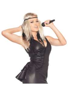 Costumes Classic Costumes Celebrity Costumes Trashy Pop Star Wig