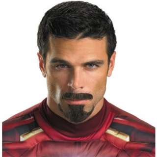 Halloween Costumes Iron Man 2 (2010) Movie   Tony Stark Facial Hair