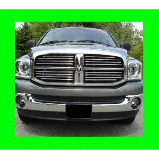 2003 2009 DODGE RAM CHROME GRILLE GRILL KIT 2004 2005 2006 2007 2008