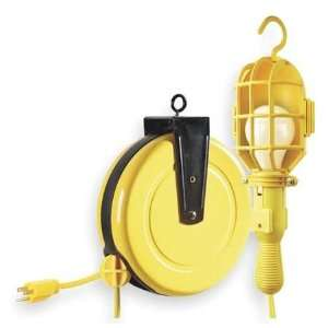 Automatic Retracting Hand Lamp Cord Reels Light,Cord Reel