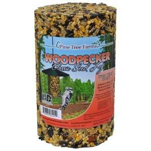 , Inc PTF8002/1 Woodpecker Seed Log Bird Food Patio, Lawn & Garden