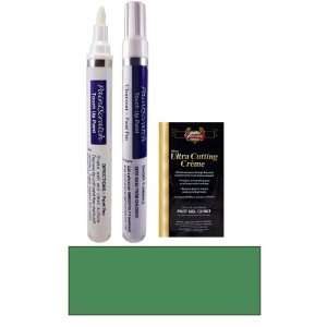 Forest Green Metallic Paint Pen Kit for 1981 Volkswagen Rabbit (LE6Z