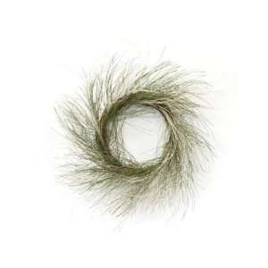 Artificial Glitter Twig Christmas Wreaths 18   Unlit