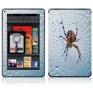 Skin Decal Sticker for  Kindle Fire (7 inch Color Multi Touch